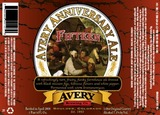 Avery 15 Anniversary Ale Beer