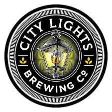 City Lights Coconut Porter Beer