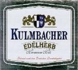 Kulmbacher Edelherb Pils Beer