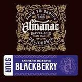 Almanac Blackberry Sour Beer