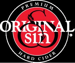 Original Sin Dry Rose Beer