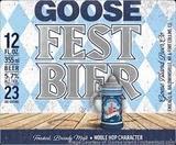 Goose Island Fest Bier Beer