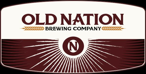 Old Nation Greenstone beer Label Full Size