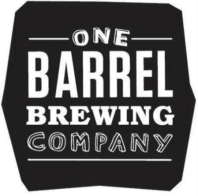 One Barrel Trinity Monk beer Label Full Size