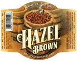 Sam Adams Hazel Brown beer