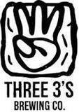 Three 3's Mosaic Pale Ale Beer