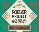 Boulevard Foeder Project #2 Beer