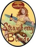 Arbor Strawberry Blonde Ale Nitro beer