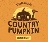 Ithaca Country Pumpkin beer