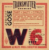 Transmitter W6 Apricot Gose Beer
