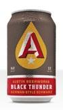 Austin Black Thunder beer