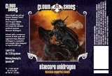 Clown Shoes Blaecorn Unidragon Russian Imperial Stout Beer