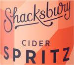 Shacksbury Cider Spritz Beer