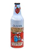 Oliver Hard Cider Strawberry beer