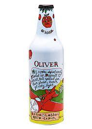 Oliver Hard Cider Original beer Label Full Size