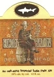 Dogfish Head Burton Baton Beer