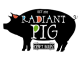 Radiant Pig No Half Steppin Beer