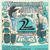 Weyerbacher 22nd Anniversary Ale Beer