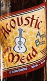 Acoustic Mead Apple Buzz beer