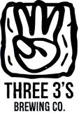 Three 3's Dank Obsession Beer