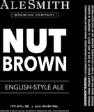 AleSmith Nut Brown Ale beer