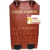 Alhambra Roja beer