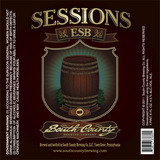 South County Sessions ESB beer