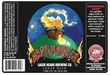 Lagerheads Barnburner Lager beer