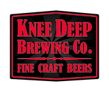 Knee Deep Hop Shortage Triple IPA beer