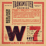 Transmitter W7 Dry Hopped Berliner Weisse Beer