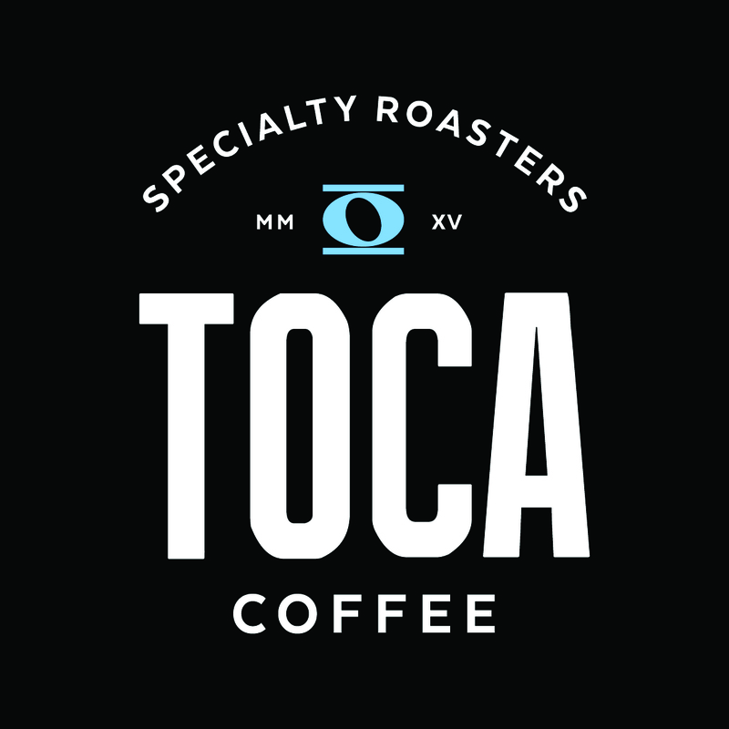 TOCA Coffee Cold Brew beer Label Full Size