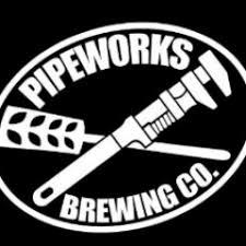 Pipeworks Sea Cucumbo Gose beer Label Full Size