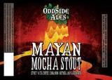 Odd Side Ales  Imperial Mayan Mocha Beer