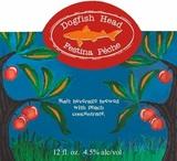 Dogfish Head Festina Peche Randalled with Peaches, Tarragon, Cinnamon, Ginger Beer