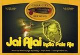 Cigar City Jai Alai IPA with Galaxy Hops beer