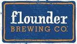 Flounder Blanc on Blanc beer