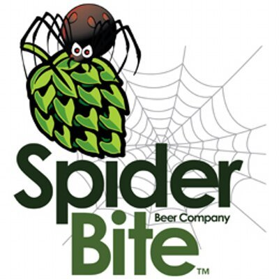 Spider Bite Bready McRyeFace beer Label Full Size