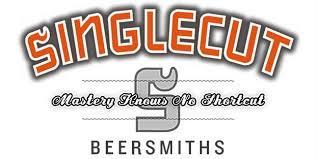 SingleCut Soft Spoken Magic Spells Double Dry Hopped IPA beer Label Full Size