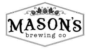 Mason's Liquid Rapture beer Label Full Size