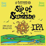 Lawson's Sip Of Sunshine IPA Beer