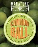 Manayunk Cannonball Beer