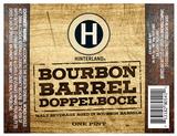 Hinterland Bourbon Barrel Doppelbock Beer