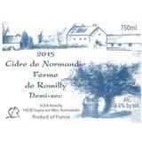 Cidre de Normandie Ferme de Romilly Brut Beer
