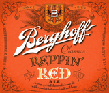 Berghoff Reppin' Red beer