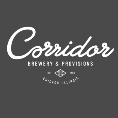 Corridor Brewery Amp Provisions Chicago Ill Beer Menu - 400×400