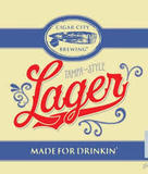 Cigar City Tampa Style Lager Beer