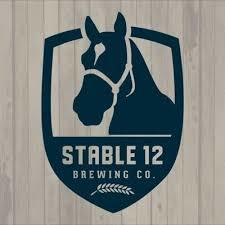 Stable 12 Pony Kisses beer Label Full Size