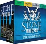 Stone Mixed variety Pack (2017) Beer