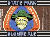 Tennessee Brew Works State Park Blonde Ale beer