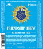 Green Flash Friendship Brew beer